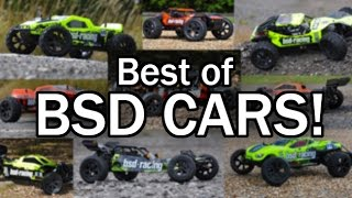BSD RACING CENTURY UK RC CARS (Best Bits)