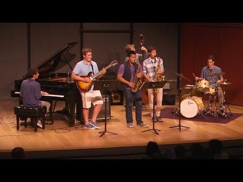Willie Jones III Ensemble - UC San DIego Jazz Camp 2013