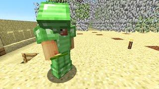 Eine RÜSTUNG gegen die Hitze? - Minecraft Modpack Forever Stranded #16