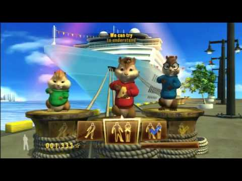 ALVIN AND THE CHIPMUNKS  CHIPWRECKED for Xbox 360 Video Game Review