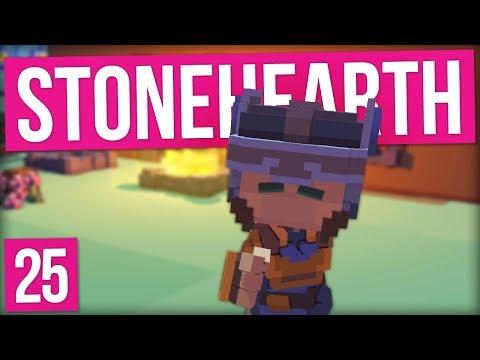 Stonehearth | EXTRA SECURITY (#25)