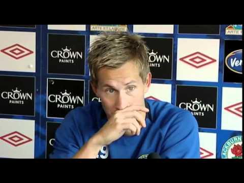 Pederson focussed only on Blackburn survival