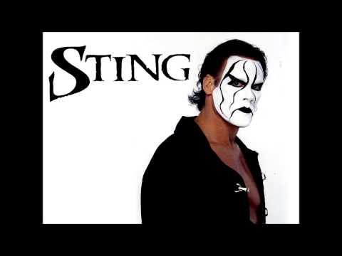 WCW Sting-Theme ''Crow''