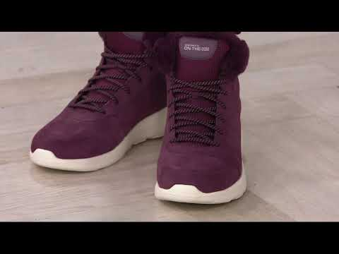 Skechers On-the-GO Suede Boots - City 2