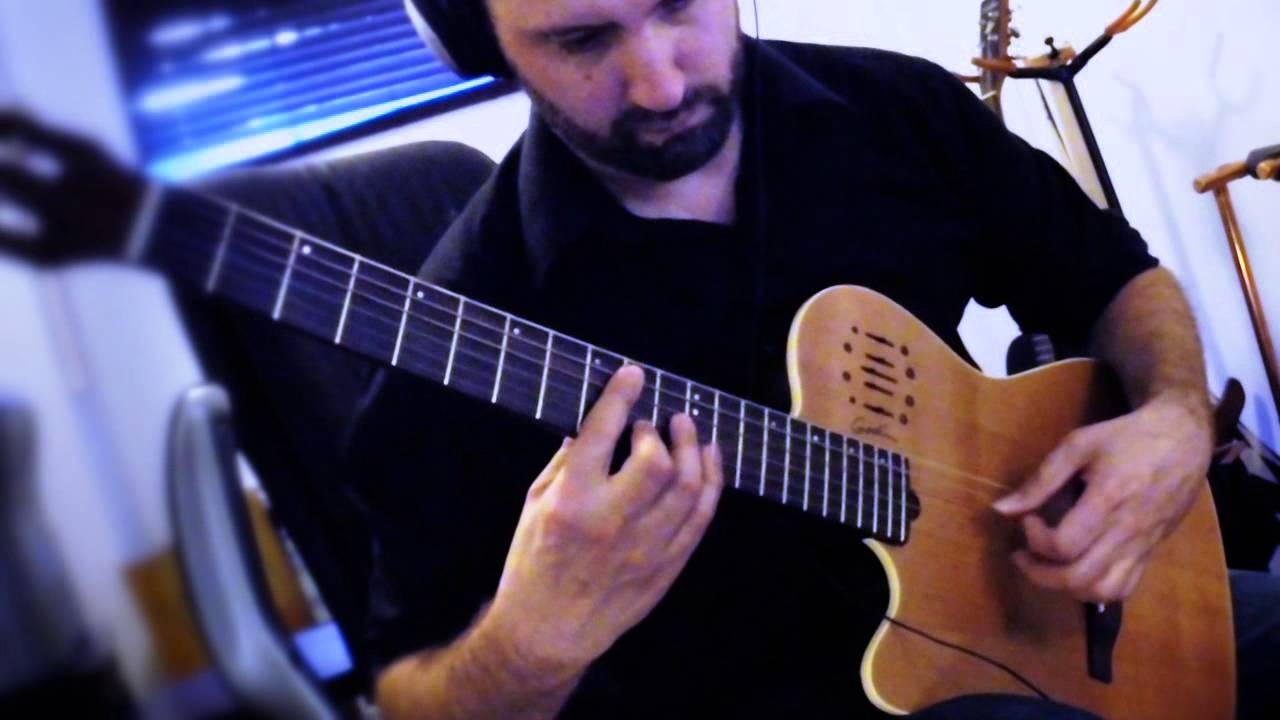 Animals As Leaders On Impulse 6 String Guitar Cover Youtube