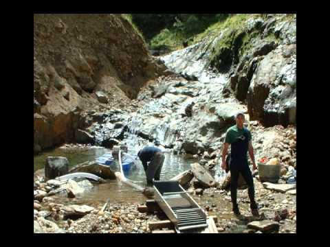 Hydraulic Mining, The Series, Part 1