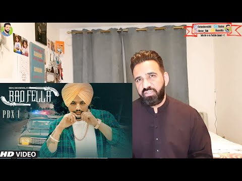 ReAction From NORWAY; Badfella | PBX 1 | Sidhu Moose Wala | Harj Nagra | Latest Punjabi Songs 2018