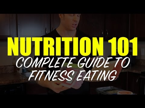 COMPLETE GUIDE TO FITNESS NUTRITION