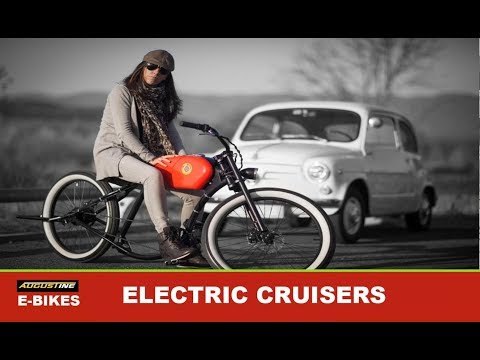 Electric Cruisers the best way to glide around town