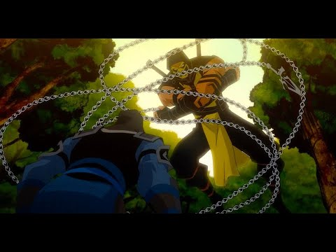 Download Mortal Kombat Legends : Scorpions Revenge (Best Fights Scenes)