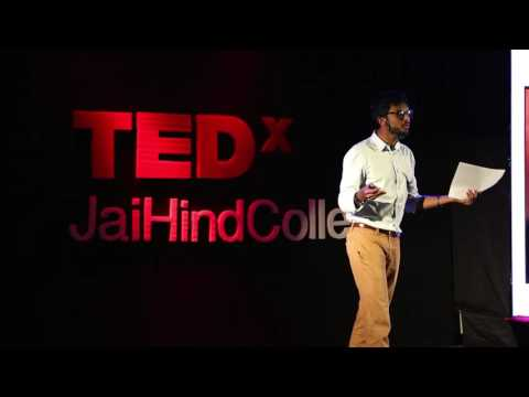 Diversity: Dealing with the inconvenient other | Jerry Johnson | TEDxJaiHindCollege