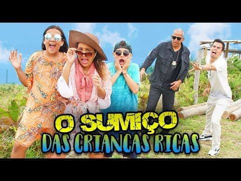 O SUMIÇO DAS CRIANÇAS RICAS! - FINAL - KIDS FUN