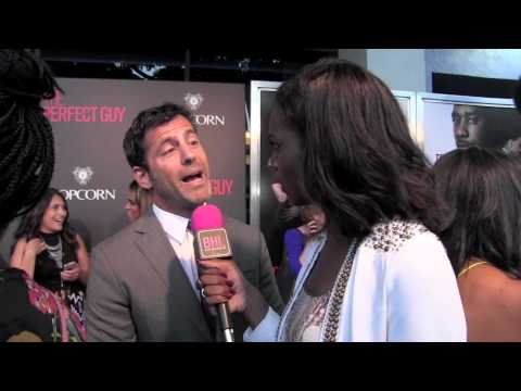 David Rosenthal @ The Perfect Guy Movie Premiere  Black Hollywood Live