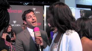 David Rosenthal @ The Perfect Guy Movie Premiere | Black Hollywood Live