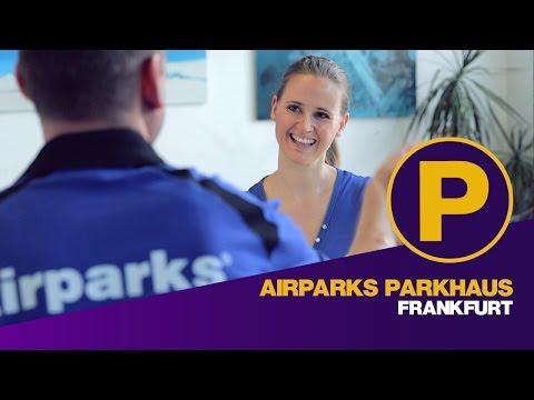 Parken Flughafen Frankfurt - Mit Holiday Extras günstig im Airparks Parkhaus Frankfurt parken