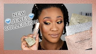 Makeup Revolution Jewel Collection Lip Topper Exquisite 91