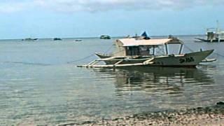 Boracay Island, Malay, Aklan - Back Beach