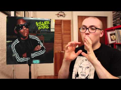 Killer Mike- R.A.P. Music ALBUM REVIEW