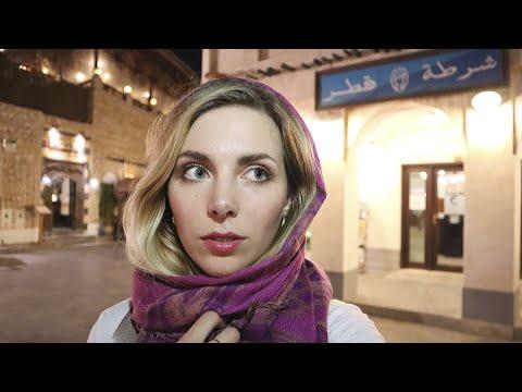 Pasé una noche en QATAR - el país del MUNDIAL 2022 😱Iryna Fedchenko