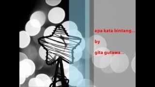 apa kata bintang by gita gutawa