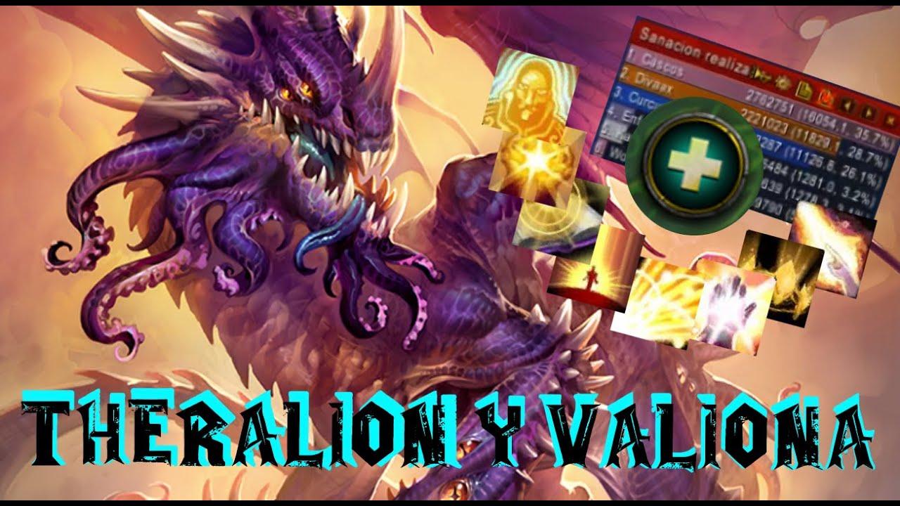 Bastión del Crepúsculo - Thelarion y Valiona 10N