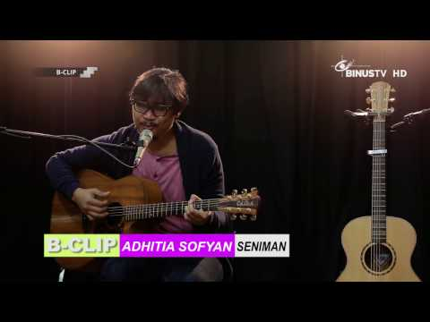 B-CLIP #713 ADHITIA SOFYAN - Seniman