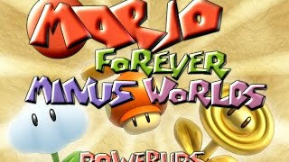 Mario Forever: Minus Worlds 2.0 - Preview #2 - Power Ups