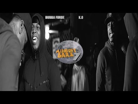 K.O \ X / BUBBA FORDE / PRESENTED BY WEGOHARDTV