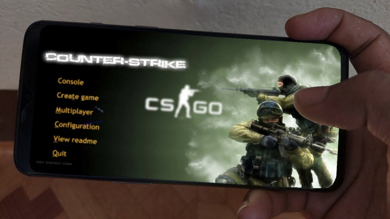 CS:GO Mobile [ CS Source 1.6 Mod ] Android 200 MB || Counter Strike Global Offensive Mobile Game