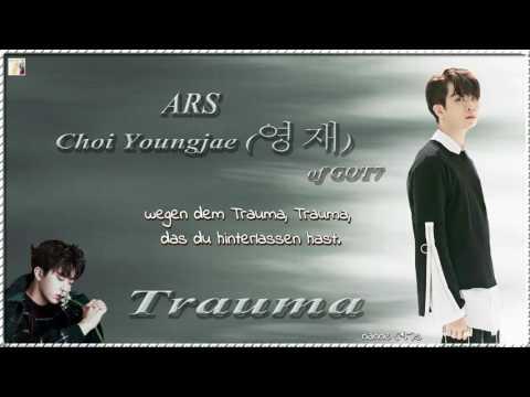 Choi Youngjae (영재) of GOT7 – Trauma k-pop [german Sub]