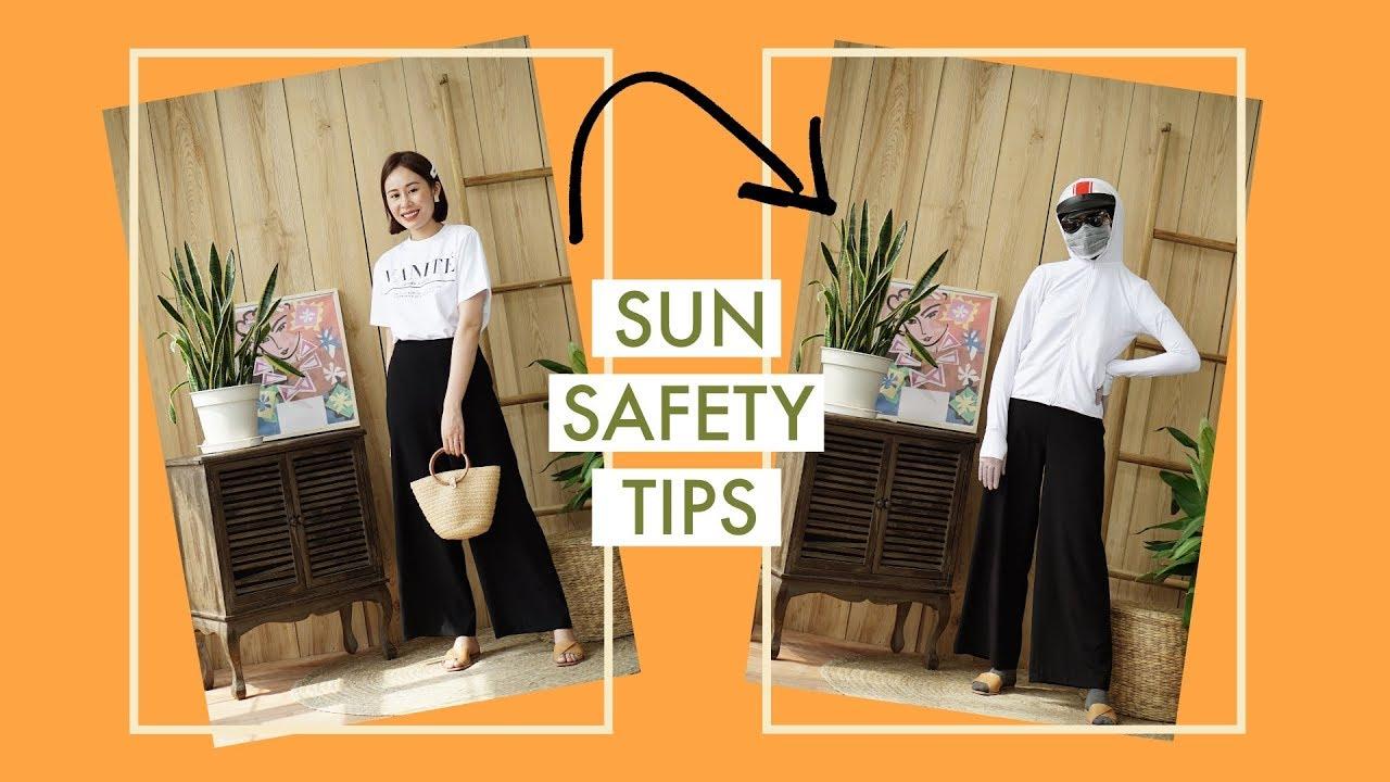 Cách chống nắng và nóng hiệu quả trong mùa hè ☀️ | Mailovesbeauty TV
