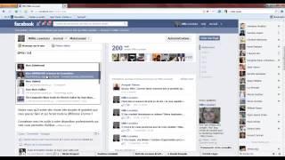 Comment gérer les publications entre sa page fan Facebook et son Profil Facebook