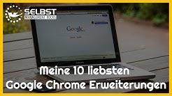 Meine 10 liebsten Chrome Erweiterungen für mehr Produktivität