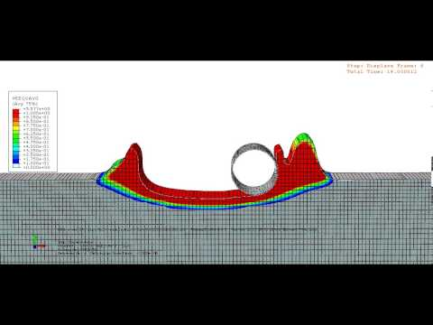 Pipeline Seabed Interaction - Lateral Movement