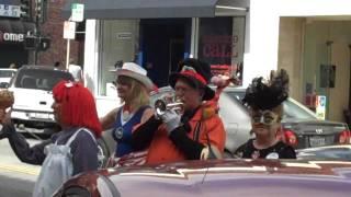 Burlingame Halloween Parade 2009