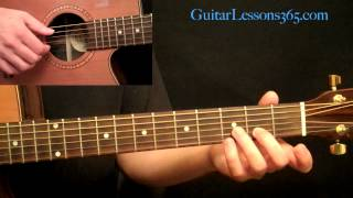 The Beatles - Blackbird Guitar Lesson Pt.2 - Chorus, Bridge & Outro