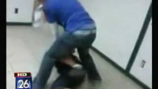 Nauczycielka bije 13-letniego ucznia. Szkoła w USA