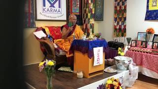 KIND KARMA®. Create Kind Karma. World Kind Karma is Key. With Dean Telano & Geshe Nyima Kunchap.