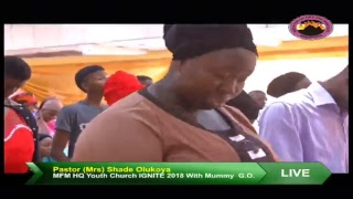 MFM HQ Youth Church Connect With The Mummy G.O.