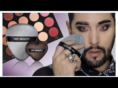 TATI BEAUTY REVIEW   BLENDIFUL REVIEW   TEXTURED NEUTRALS PALETTE REVIEW