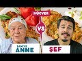 Mücver - Saniye Anne vs Şef #7   Yemek.com