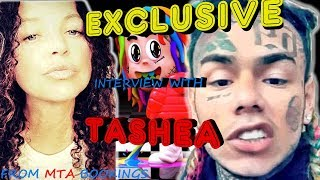 EXCLUSIVE INTERVIEW W/Tashea CEO Of MTA Bookings, Who Took 6ix9ine Money & Why He fired Everybody?