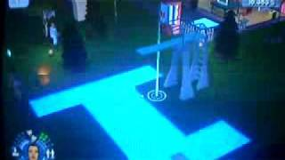 The Sims Bustin Out-PS 2