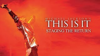25/06 SPECIAL - Michael Jackson's This Is It (EXTRAS - Staging The Return) - Untouched (FULL)