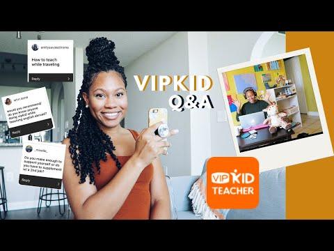 VIPKID Teacher   Q&A - How Much Do I Make? Teaching In Korea Vs. VIPKID?
