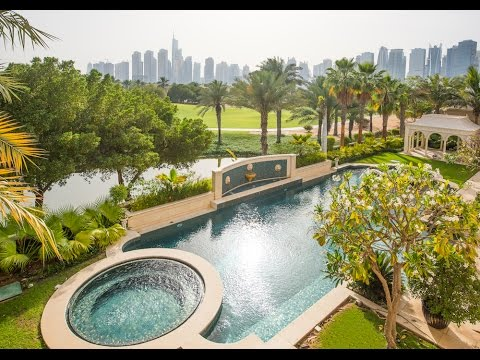 Emirates Hills Villa R Sector