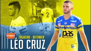 ⚽ LÉO CRUZ / ZAGUEIRO / Leonardo Cruz