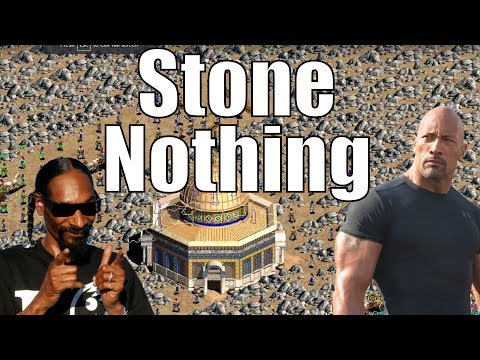 Stone Nothing!? The map that ROCKS!
