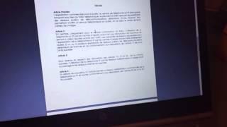 القرار الذي اتخذته اتصالات المغرب كعذر لمنع تطبيقات ( Viber,Skype... (ANRT/DG/N°04-04