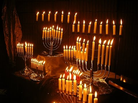Chanuka - It's all about unity! + Havdalah and Candle lighting - Rabbi Alon Anava